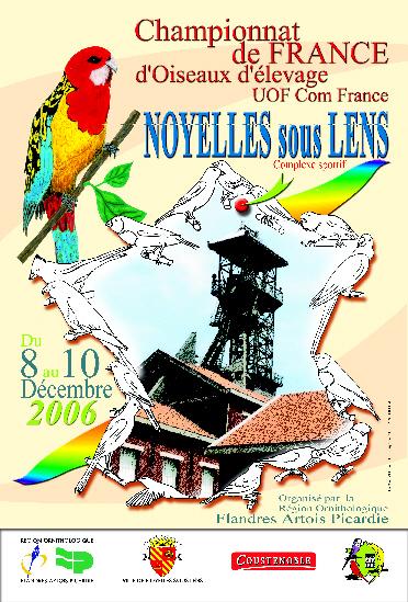 Affiche france 2006