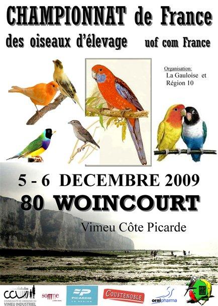 Affiche france 2009
