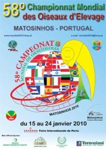 Affiche mondial 2010