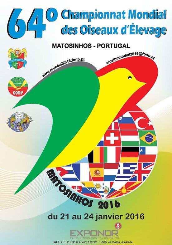 Affiche mondial 2016